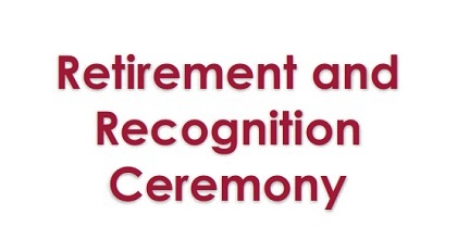 Faculty and Staff Honored at Retirement & Recognition Ceremony