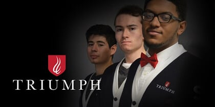 Triton Receives $500K Grant to Support Male Students of Color through TRIUMPH Program