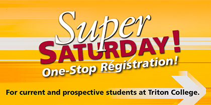Triton's Super Saturday Makes Enrollment Fast and Easy