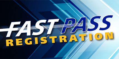 Make Enrolling a Breeze with Fast Pass Registration Event