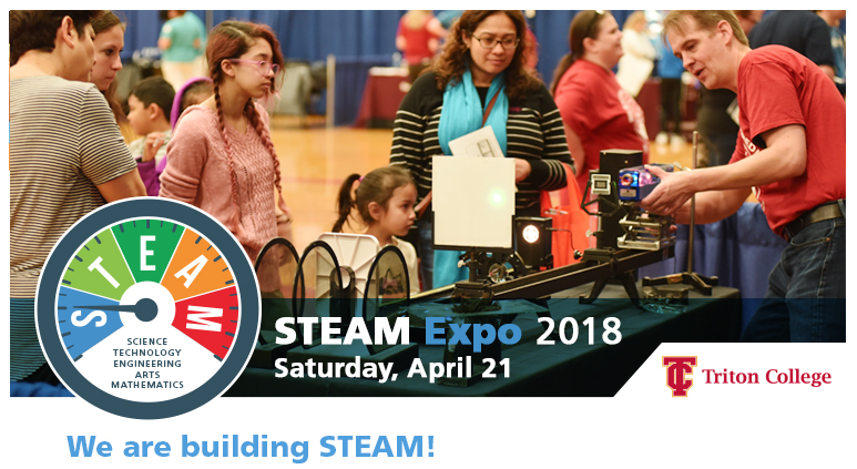 STEAM Expo Banner