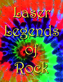 Laser Legends of Rock