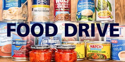 Support Veterans! Donate to Triton College's RSVP and AmeriCorp Food Drive