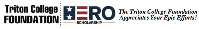 Triton College Foundation HERO Scholarship