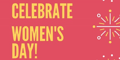 Women's Day Celebration - March 13