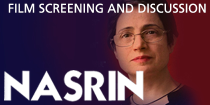 NASRIN: The real-life story of a women's rights activist