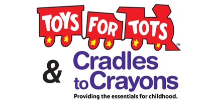 Toys for Tots & Cradles to Crayons Collection Drives! – Donate until Dec. 17!