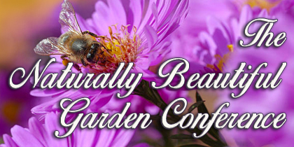 Learn to create beautiful landscapes at The Naturally Beautiful Garden Conference – Saturday, Feb. 16