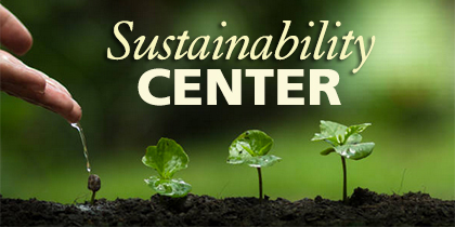 Sustainability Center continues Tree Campus USA initiative with annual tree planting
