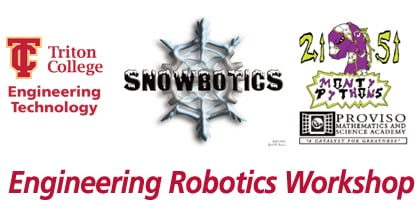 Snowbotics Workshop Introduces Youth to Engineering Technology - Dec. 7