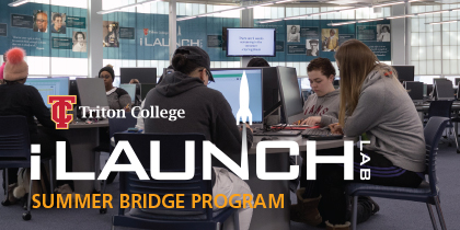 Photo of Triton College iLaunch Lab