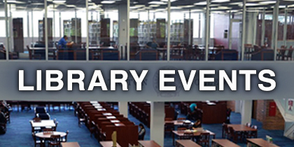Attend an Upcoming Library Event
