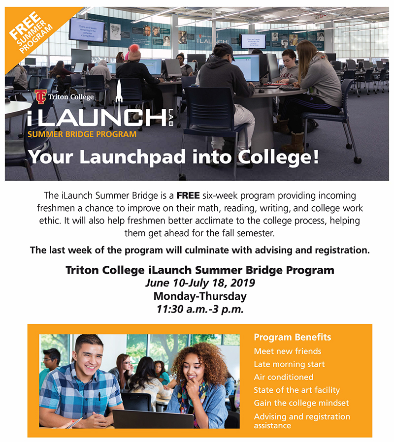 iLaunch Summer Bridge