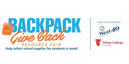 Triton and West 40 to Host FREE Backpack Giveback Resource Fair – Aug. 4