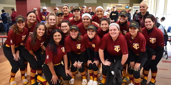 Triton College Softball Team