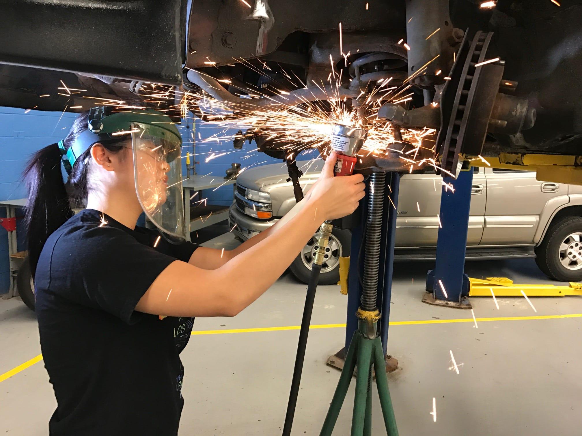Automotive Technology Program   Triton College