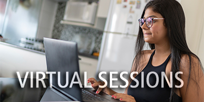 """Virtual Days"" online admissions sessions for students"